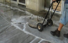 Parking Deck Cleaning Company Chicago